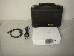 OPTOMA GT1080DARBEE DLP SHORT THROW PROJECTOR WITH 1450 PELICAN CASE - READ!