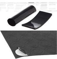 """10 pcs Cut """"Black"""" 18650 PVC Lithium Battery Heat Shrink Wraps + 5 Insulators"""