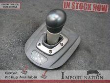 ALFA ROMEO 147 USED INTERIOR SELESPEED GEAR KNOB + SURROUND TRIM - 937 2004-10