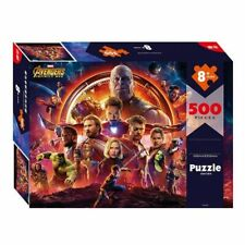 Disney Marvel Toy Puzzle Avengers 500 Pieces of Paper Adult Stress Reliever Toy