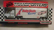 LE Nascar #1 Jeff Gordon Baby Ruth Hauler 187 Scale Diecast Matchbox 1992  dc720
