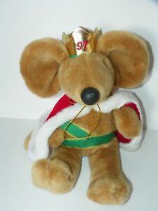 Santa Bear Plush 1997 Nutcracker Mouse King Dayton Hudson Marshall Fields