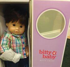 NIB American Girl single twin boy doll.  brown hair and eyes