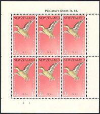 New Zealand Bird Postal Stamps