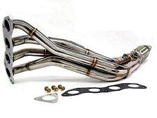 OBX Exhaust Header Fits 02-06 HONDA CRV 2.4L (K24AI) 2WD/4WD