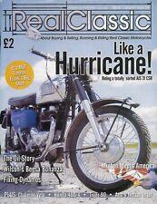 RC08 REAL CLASSIC MAGAZINE BSA B25 Starfire Ignitions Triumph TSS Ducati 900