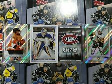 2020-21 Topps NHL Stickers (223-444) Base & Foil COMPLETE YOUR SET - YOU PICK
