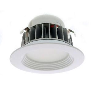 "LIGHTOLIER CP4RBO7830W COREPRO LED RETROFIT RECESSED TRIM, 4"", 3K, DIMMABLE"