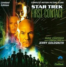 Star Trek: First Contact [Complete Score] [Limited Edition] (CD, Jun-2012, Cres…