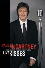 NEW Paul McCartney: Live Kisses (DVD)