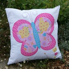 Butterfly Trail-Applique à Coudre Craft pattern-Pays Shabby Chic