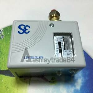 ONE NEW FOR 3S JC-206 JC206 -0.5 .. 6bar/20 .. 90psig Pressure Switch