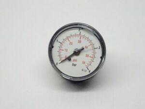 F+R 100 Manometer 0-4 Espèces/Petit 1.6 Déchirure Dans Affichage