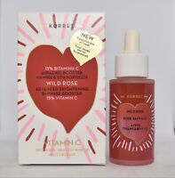 Korres Wild Rose Advanced Brightening Bi-Phase Booster 15% Vitamin C 30 ml