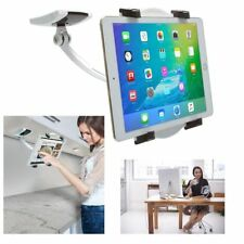 Tablet Holder Cookbook Stand Wall Under Cabinet Desk Mount Kitchen Accessories