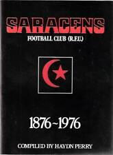 Saracens Football Club 1876 - 1976 compiled by Haydn Perry RUGBY BOOKLET