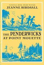 The Penderwicks at Point Mouette - Acceptable - Birdsall, Jeanne - Hardcover