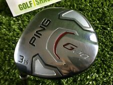 Ping G20 Left Handed 3 Wood 15* with a Ping TFC 169F Regular Flex Shaft (5252)