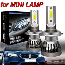 COB H7 110W 20000LM for MINI LED Headlight Kit Hi/Low Light Bulb 6000K Car White
