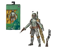 Star Wars The Black Series Carbonized Boba Fett 6-Inch Action Figure - IN STOCK