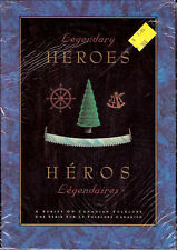 1992 LEGENDARY HEROES Canada Thematic Collection 57 <<< SEALED >>>