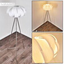Lampadaire Métal Lampe sur pied Retro Lampe de chambre à coucher Lampe de sol