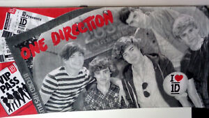 One Direction Band Officially VIP pass Beach Bath Towel Velour 30X 60
