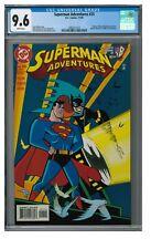 Superman Adventures #25 (1998) Batgirl Cover CGC 9.6 EB256