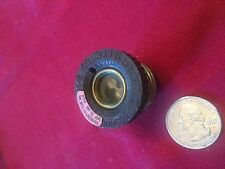 Fuse 30 amp screw in house Clear site mica by economy fuse Chicago 1922