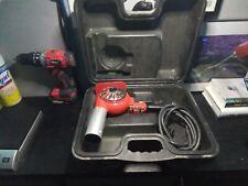 Crain Deluxe Heat Gun Type 990 Type C 1000f Red
