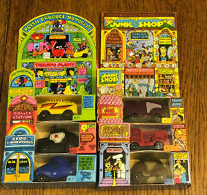 Complete Set of 6 Hallmark Road Rovers, 1983, Mint in Box