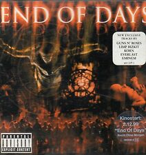 End of Days - Guns n' Roses, Limp Bizkit, Korn,....Original Soundtrack