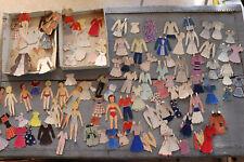 Robe, veste pantalon ... en papier  Vintage rétro pour habiller des personnages