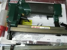 Omer 50.16 50 Series Stapler Brand New, Never Used, Everything Inc. See Photos