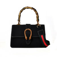 Snake Hasp Women Lady Shoulder Messenger Cross-body Bag Tote Handbags Fashion