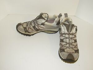 Merrell Siren Sport Trail Hiking Elephant/Pink Shoes J58282 Womens Size 8