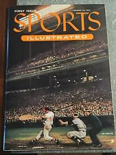 Sports Illustrated 1st Issue Aug 16th 1954 w/ Trading Card Insert Nm