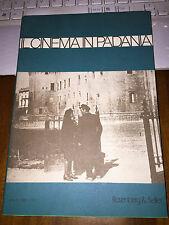 IL CINEMA IN PADANIA Rosemberg & seller 1989 #5/6