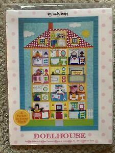 Dollhouse Amy Bradley Designs Quilt Pattern - Full Size Pattern