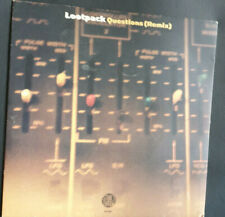 "Lootpack On Point/Questions Remix 7"" Madlib Quasimoto MF Doom Wildchild STONES"