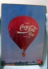 COCA-COLA HOT AIR BALLOON POSTER
