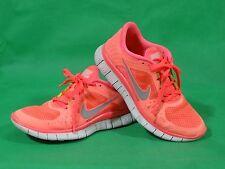 Nike Free 5.0 Run Runner Jogging Shoes Women Pink Size 5.5 UK / 39 EU