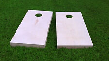 Un-Painted Finished 1x4 Frame Cornhole Boards | Corn Hole | Bags