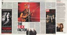TONY VISCONTI : CUTTINGS COLLECTION - interview