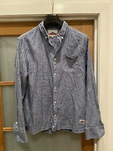 Mens Chambray Style Shirt By Penfield