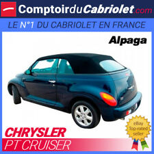 Capote Chrysler PT Cruiser cabriolet - Alpaga Stayfast®