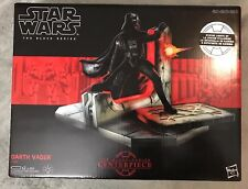 Star Wars The Black Series Centerpiece Darth Vader Statue Lights Up Figure