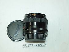 28mm F2.0 KIRON MULTI COATED FAST WIDE ANGLE LENS for PENTAX K MOUNT CAMERAS