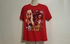Hot 97 Summer Jam 2012 Meek Mills Nikki Minaj Rick Ross Adult Large Red TShirt