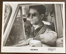 Robert De Niro Signed Orignal Taxi Driver Photo